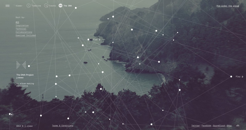10 Websites We're Digging Right Now