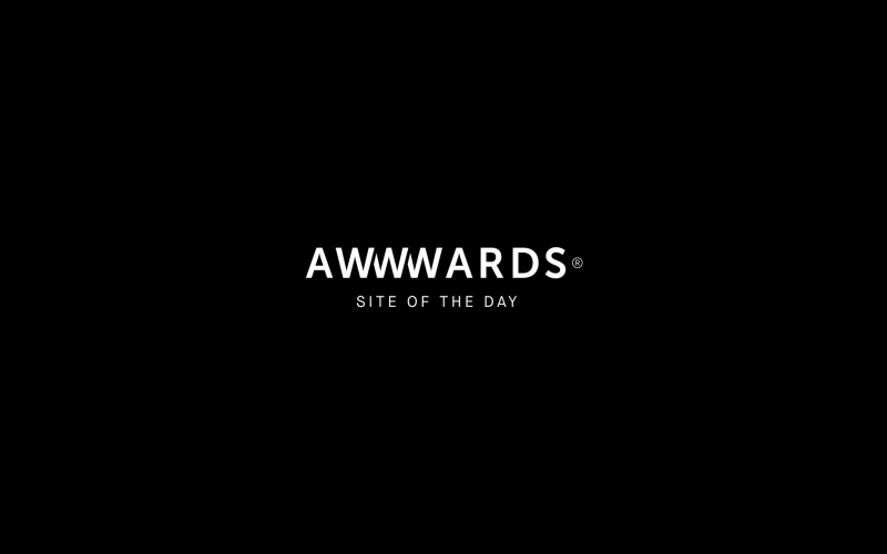 We Just Won an Awwwards SOTD (for the 2nd time!)