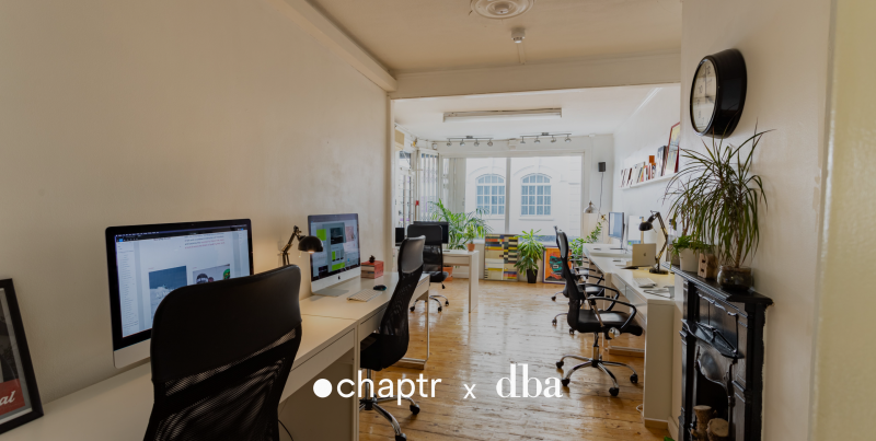 Chaptr joins the Design Business Association
