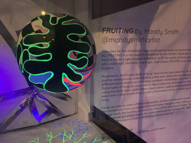 """Fruiting"" – A Space Arts at The Hidden Wardrobe"